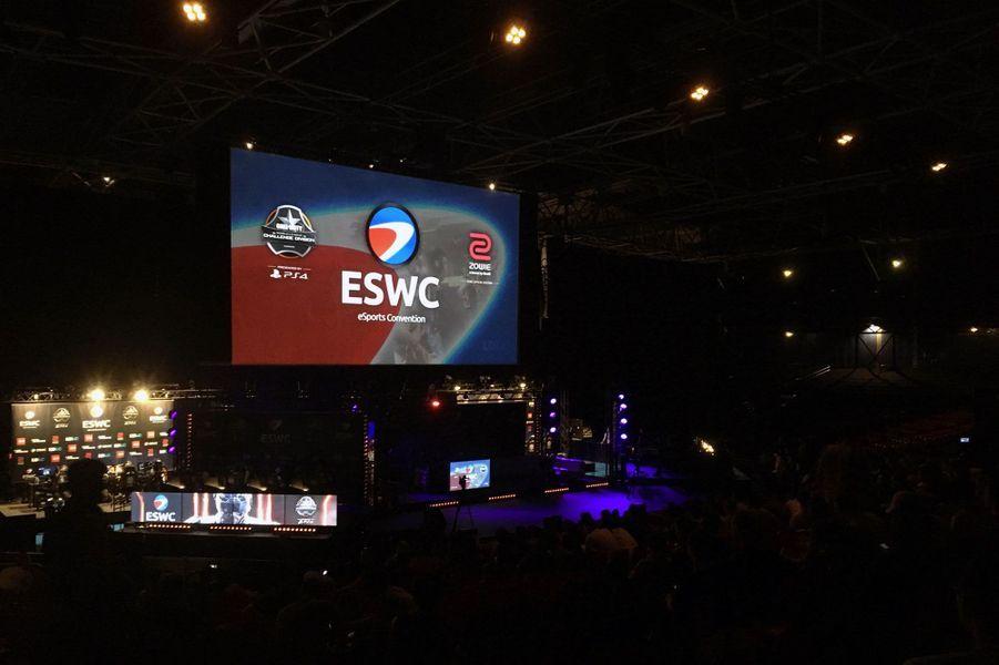 L'ESWC, le vendredi 6 mai