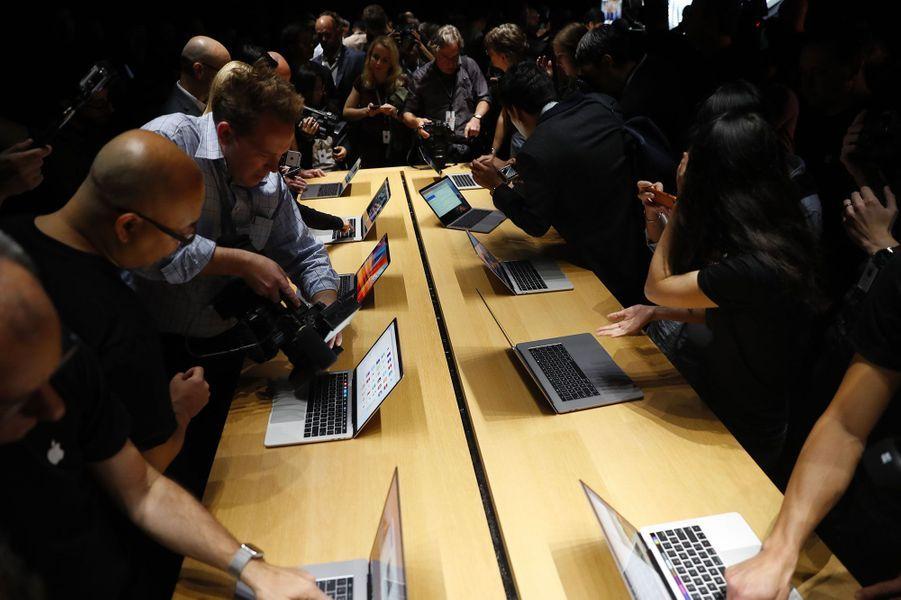 Le nouveau MacBook Pro d'Apple sera disponible en deux tailles, 13 et 15 pouces