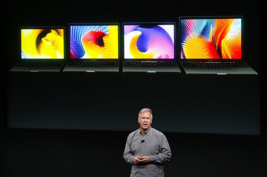 Prix de départ du MacBook Pro avec les nouvelles fonctionnalités: 1799 dollars