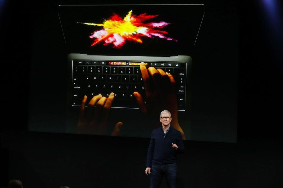 Le nouveau MacBook Pro d'Apple