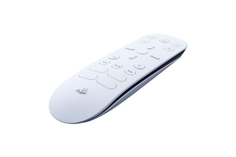 Une télécommande pour naviguer sans manette.
