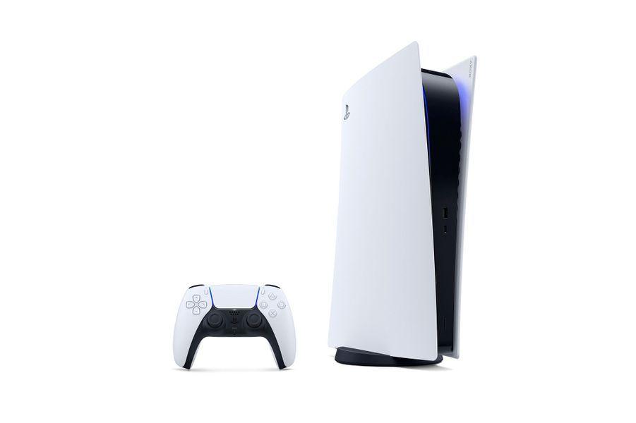 La PS5 de Sony.