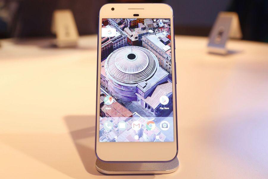 Pixel est équipé d'une prise jack, contrairement à l'iPhone 7