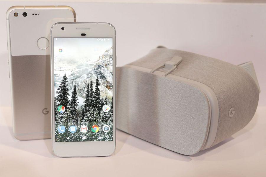 Pixel est disponible en deux tailles, 5 et 5,5 pouces