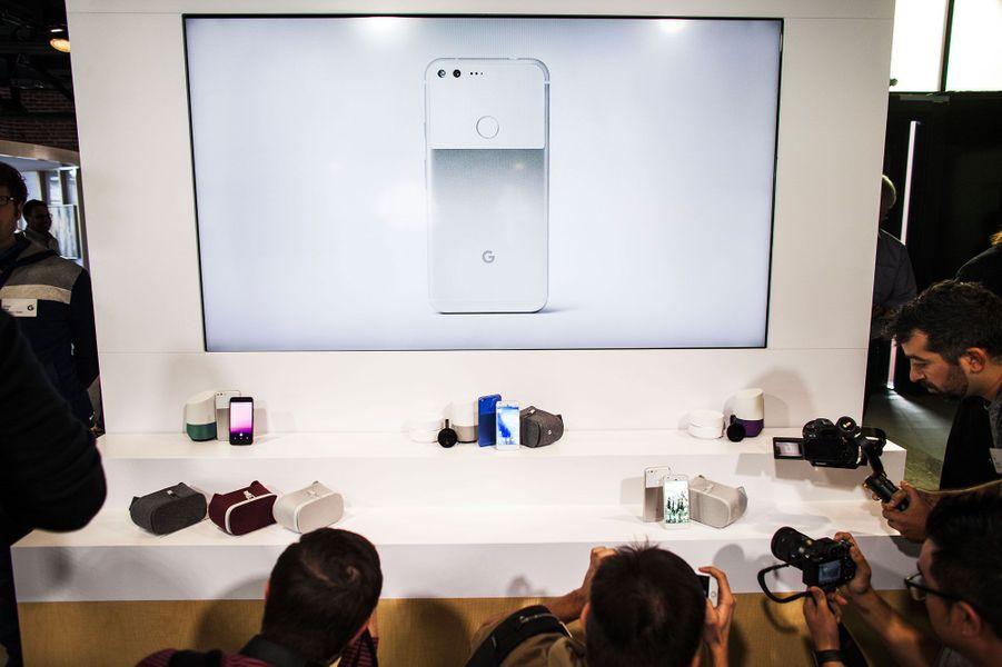 Pixel, le nouveau smartphone de Google