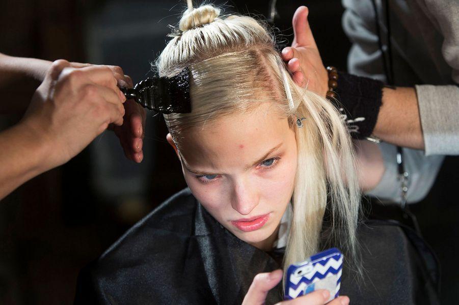 A New York, dans les coulisses de la Fashion Week