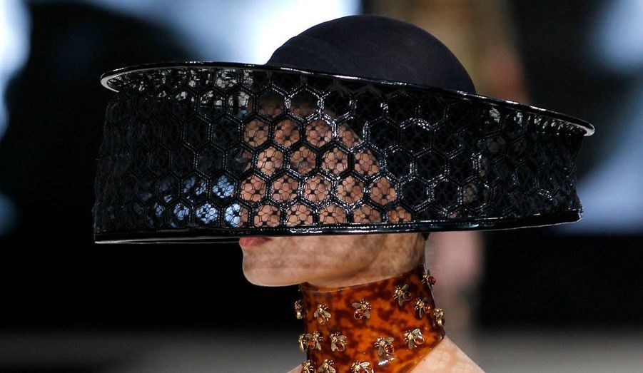 Chapeau d'apiculteur