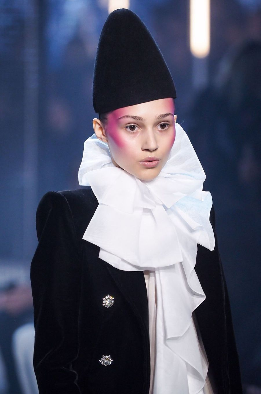 Défilé Alexandre Vauthier, le 23 janvier 2018 au Grand Palais