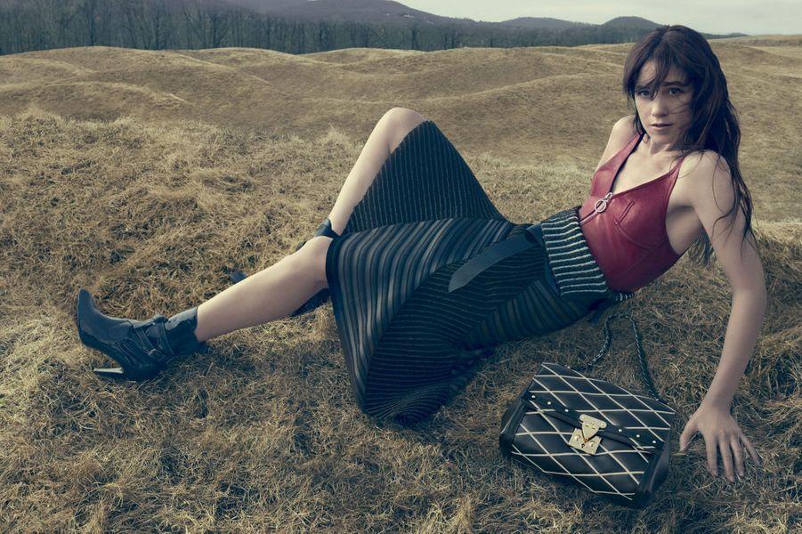 """Charlotte Gainsbourg, muse de la """"1e série"""""""