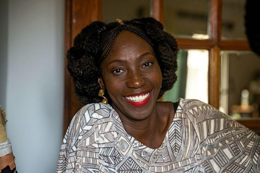 Adama N'Diaye a créé Adama Paris.