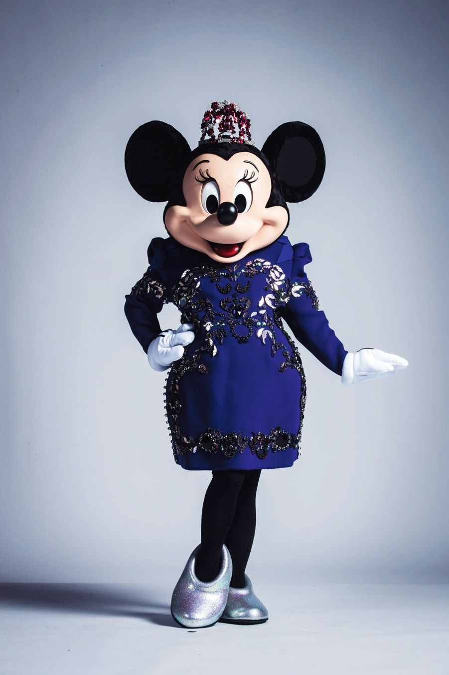 Minnie, la plus fashion des souris.