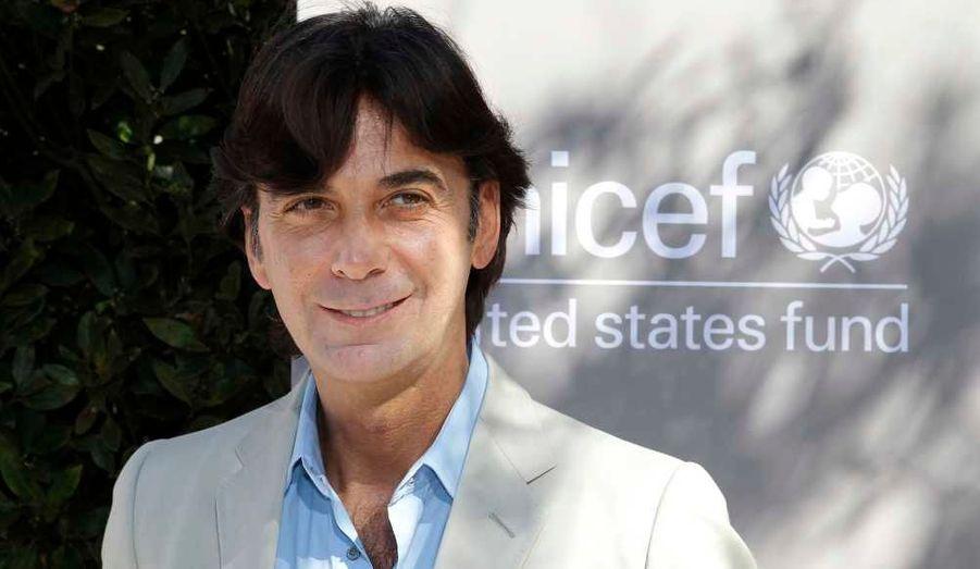 Patrizio di Marco, le directeur exécutif de Gucci.
