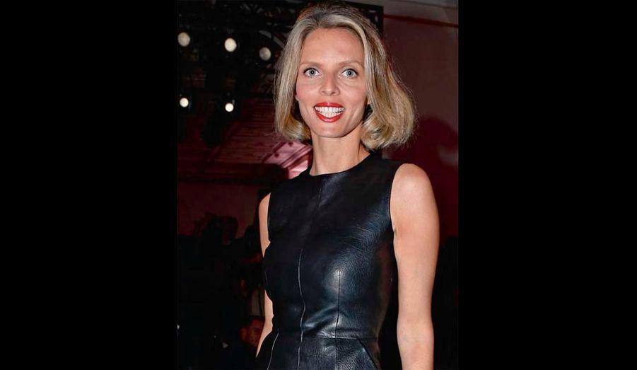 Sylvie Tellier, Miss France 2002, devenue directrice de la société Miss France.