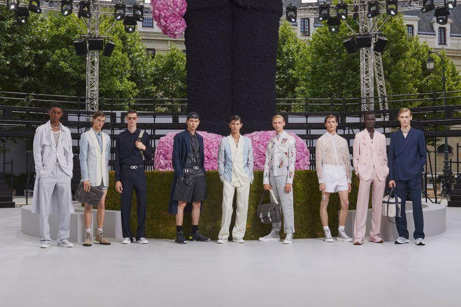 Dior Homme, printemps-été 2019, 23 juin 2018, Paris