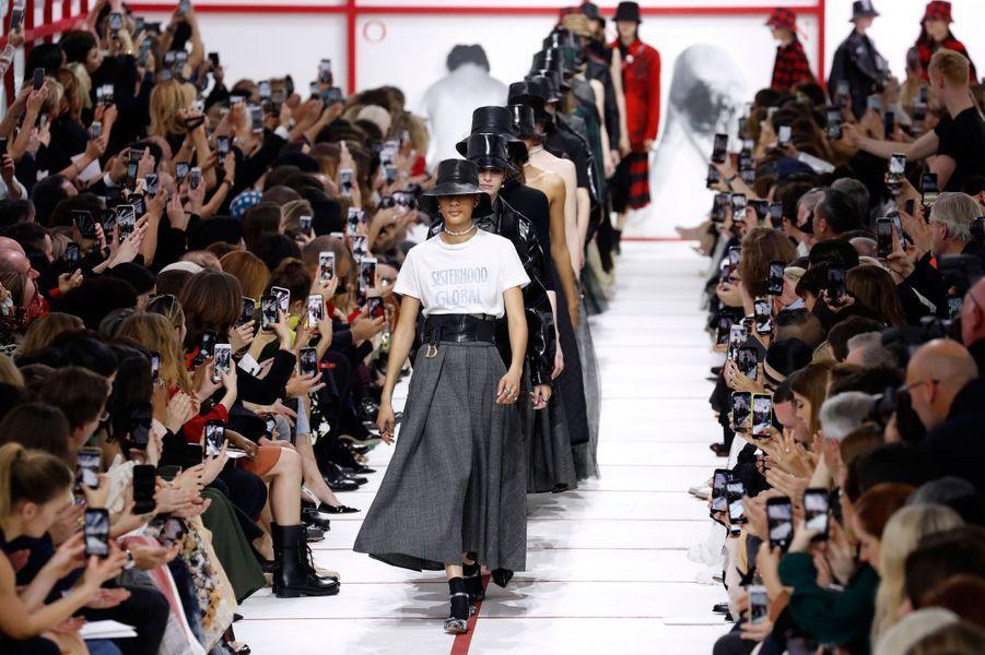 Collection Dior Prêt-à-Porter automne-hiver 2019-2020.