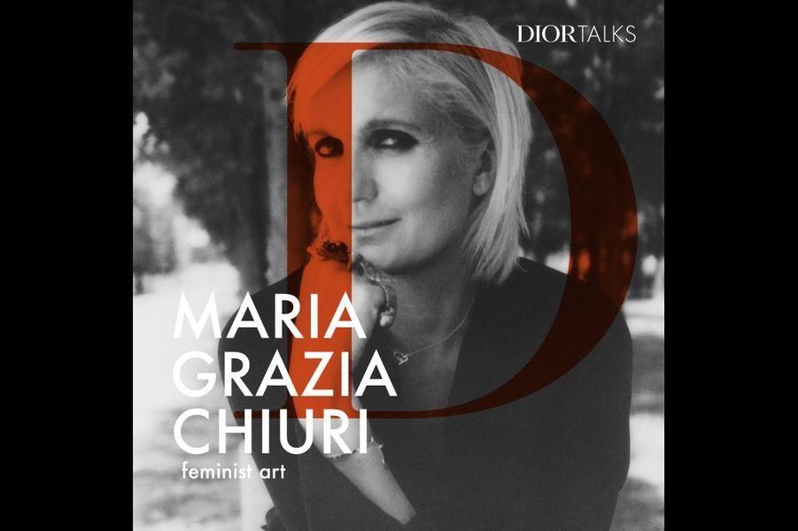 Dior Talks :Maria Grazia Chiuri