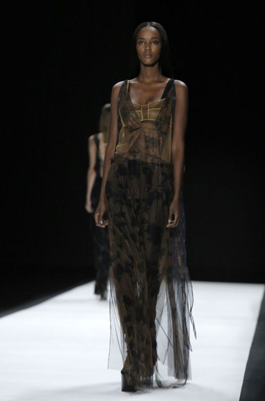 La collection Automne/Hiver de Vera Wang, présentée à New York