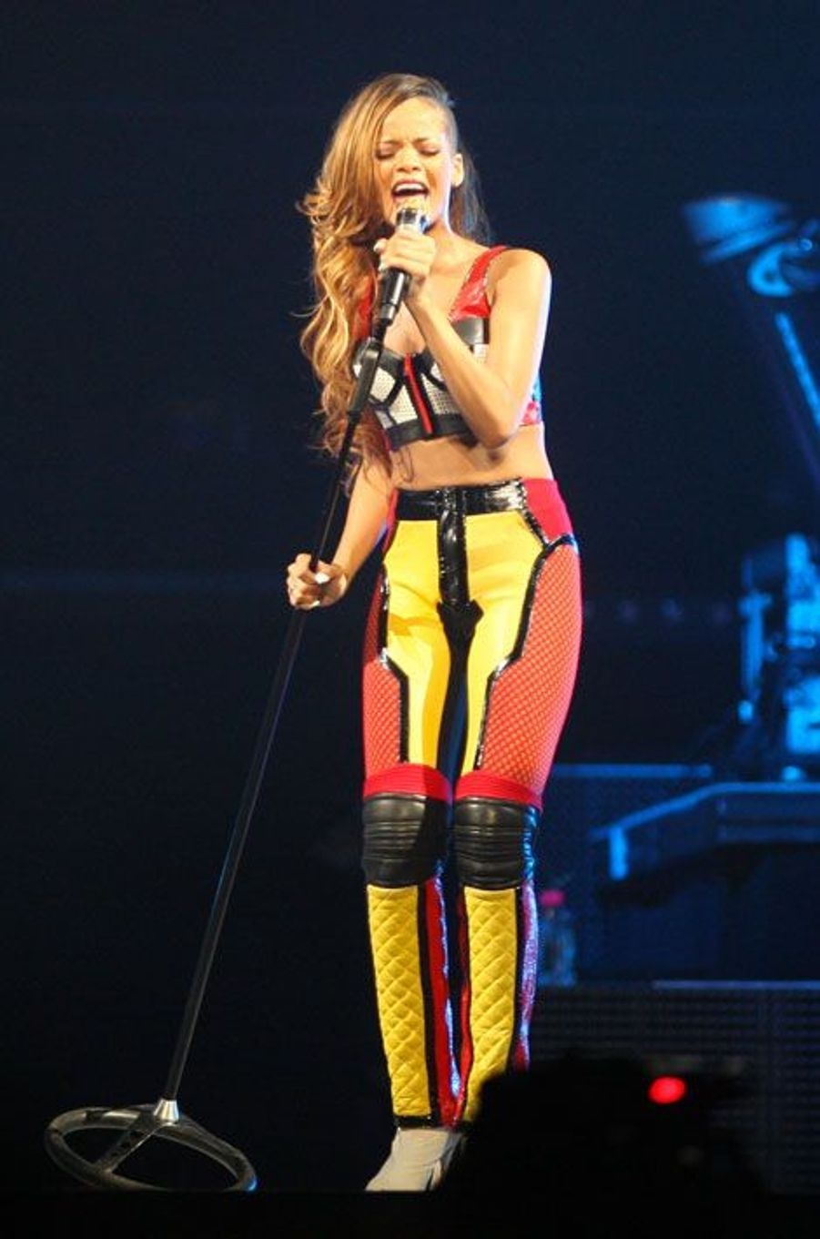 Diamonds World Tour (mars 2013)