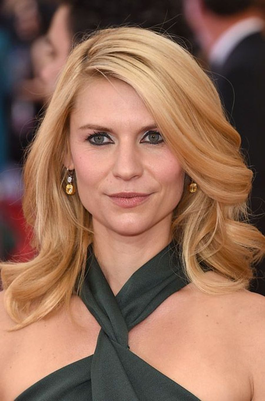"""L'actrice de la série """"Homeland"""", Claire Danes"""