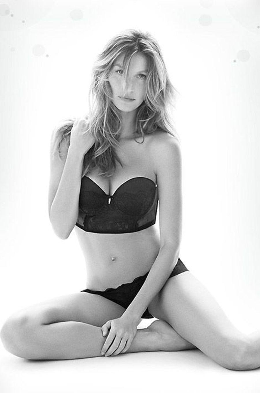 Tops sexy et égéries lingerie