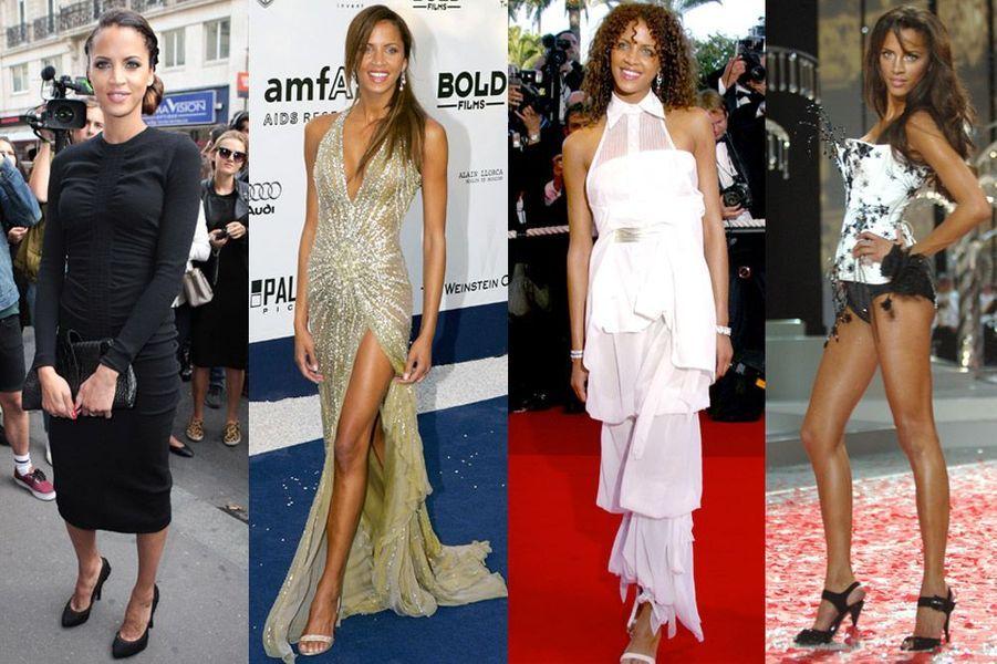 Noémie Lenoir, 35 ans : elle a posé pour Ralph Lauren, Gucci tout en étant égérie Victoria'Secret, L'Oréal et en posant pour Vogue ou Elle
