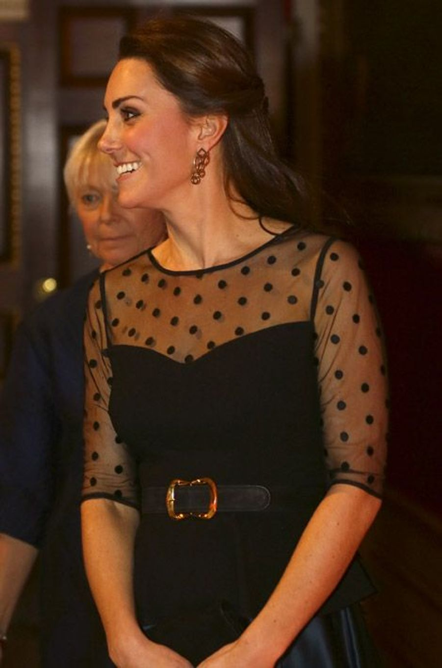 Transparence : Kate Middleton à Londres, le 19 novembre 2014