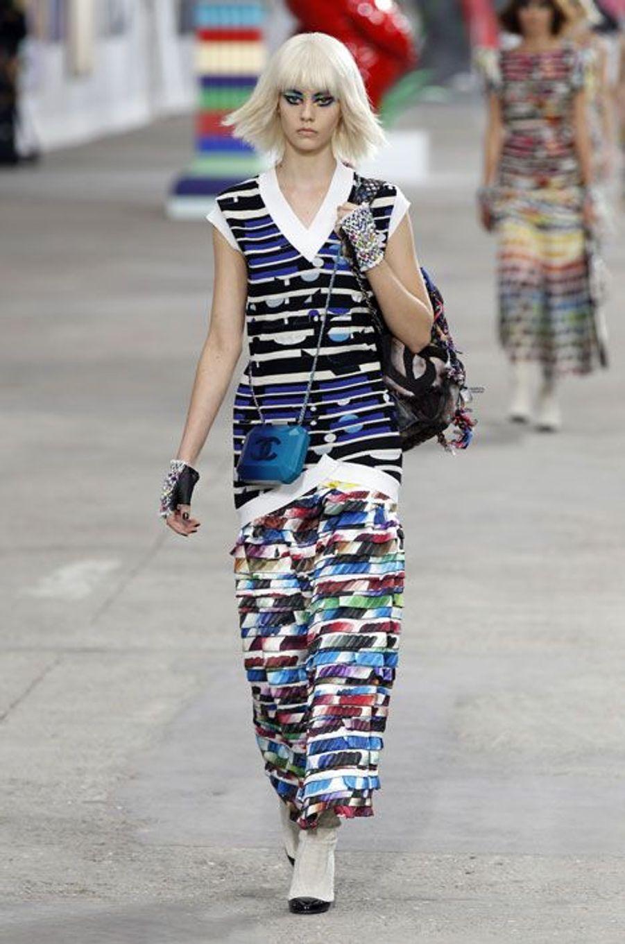 Chanel à la mode contemporaine