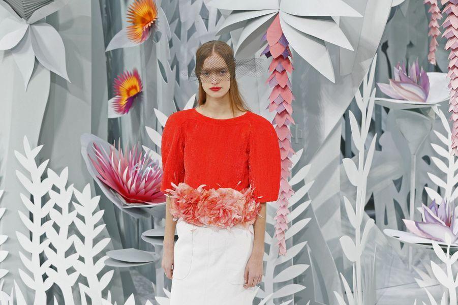 La collection Haute Couture de Chanel