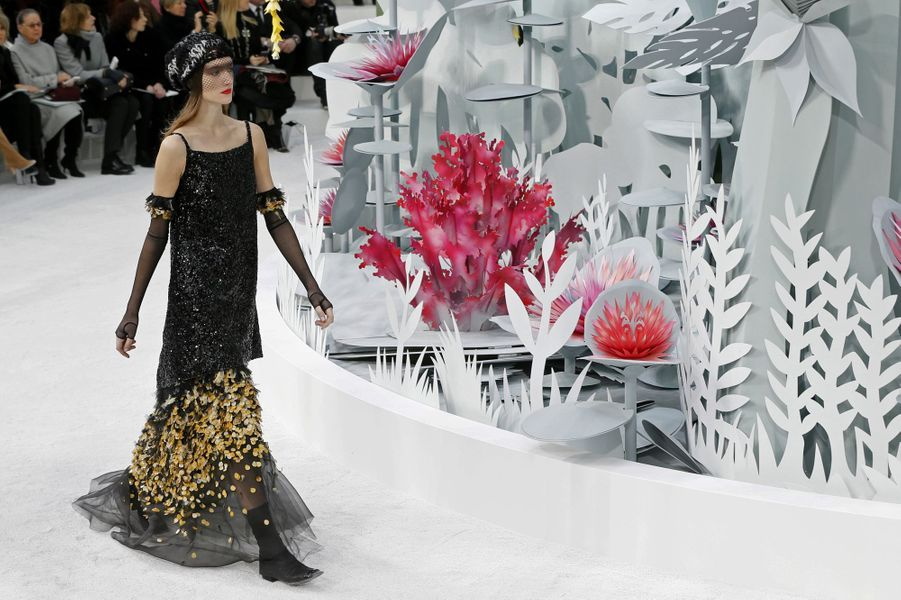 La collection Haute Couture de Chanel