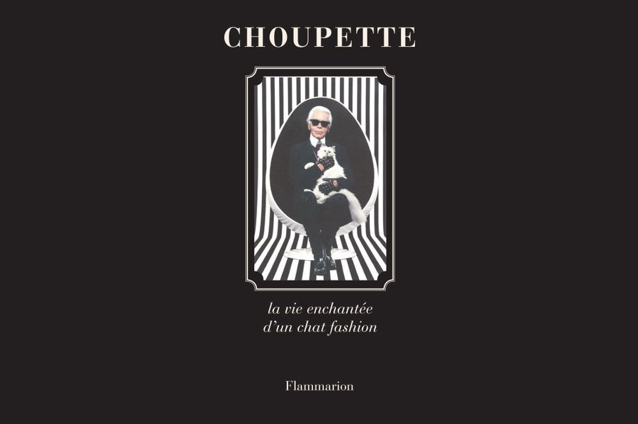 Choupette, le chat de Karl Lagerfeld, un félin à la mode