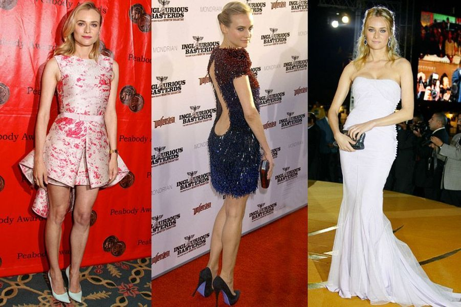 Diane Kruger, 38 ans, a été égérie Chanel, Yves Saint Laurent et Louis Vuitton