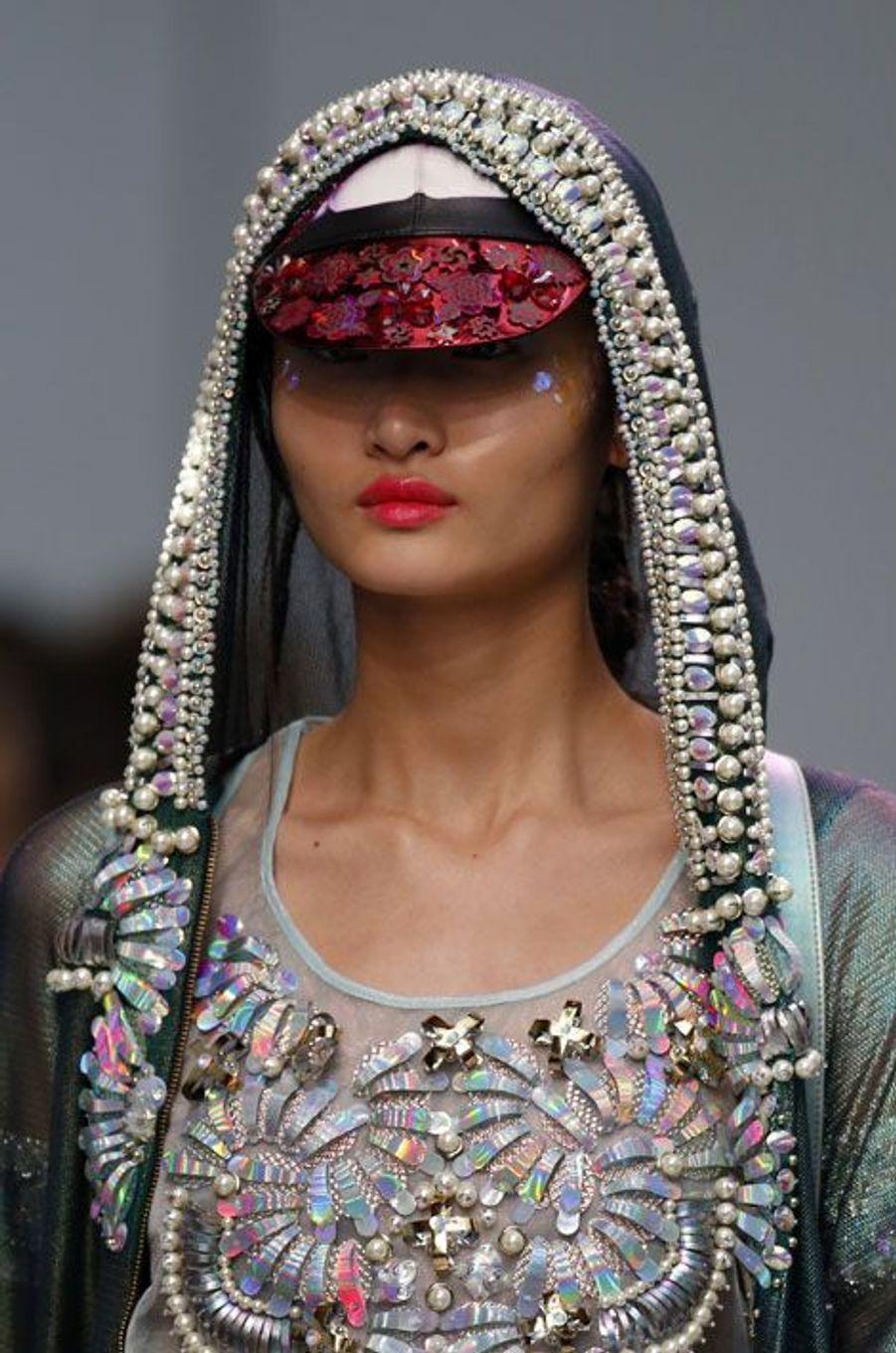 Dans l'oeil de Manish Arora