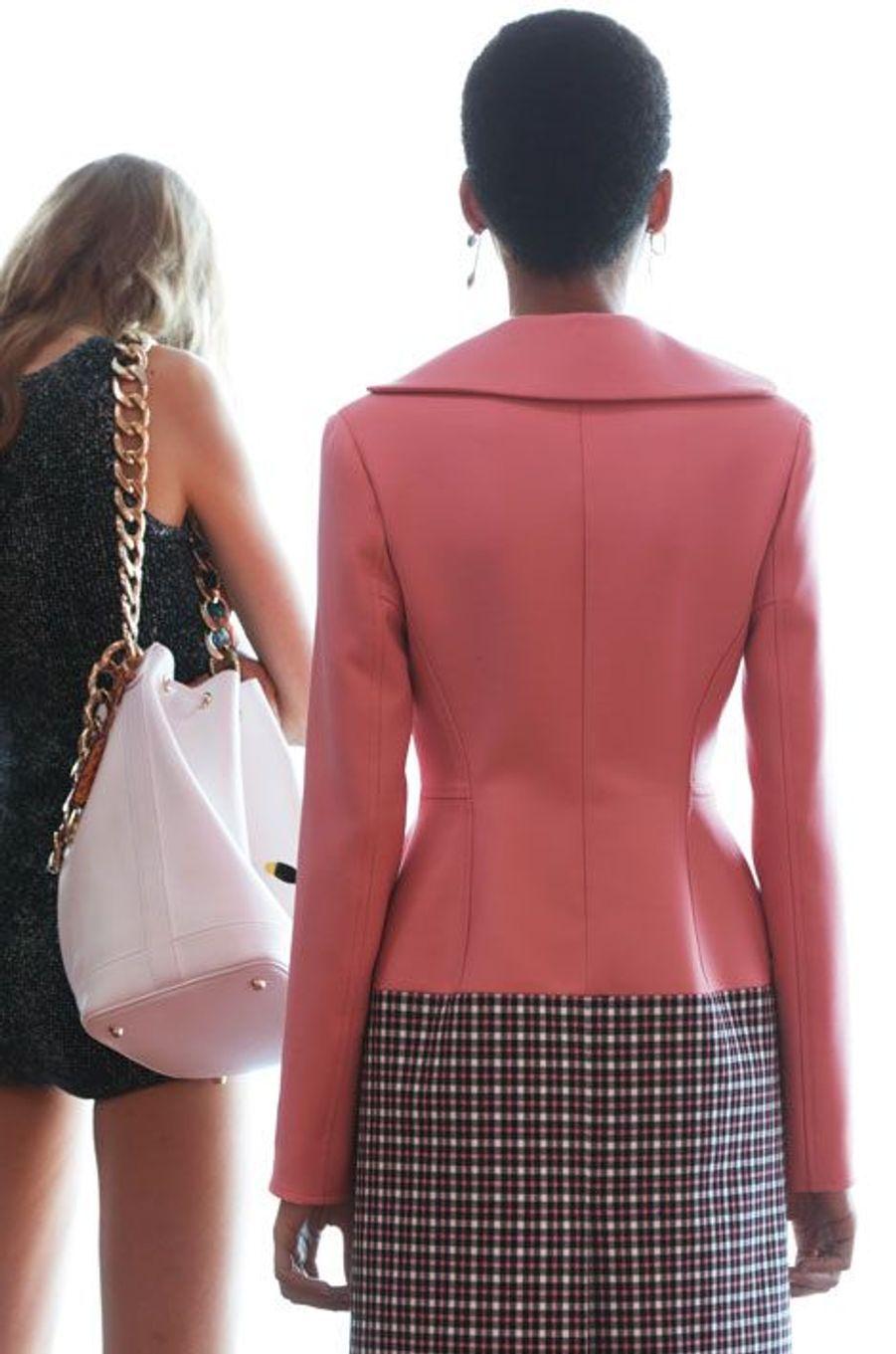 Les coulisses du défilé Dior Croisière
