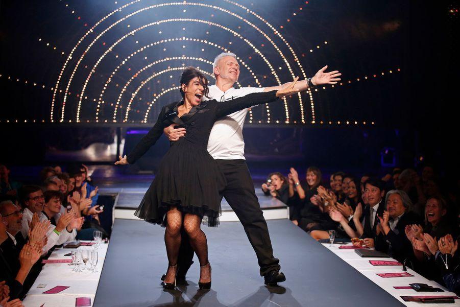 Jean-Paul Gaultier et Blanca Li