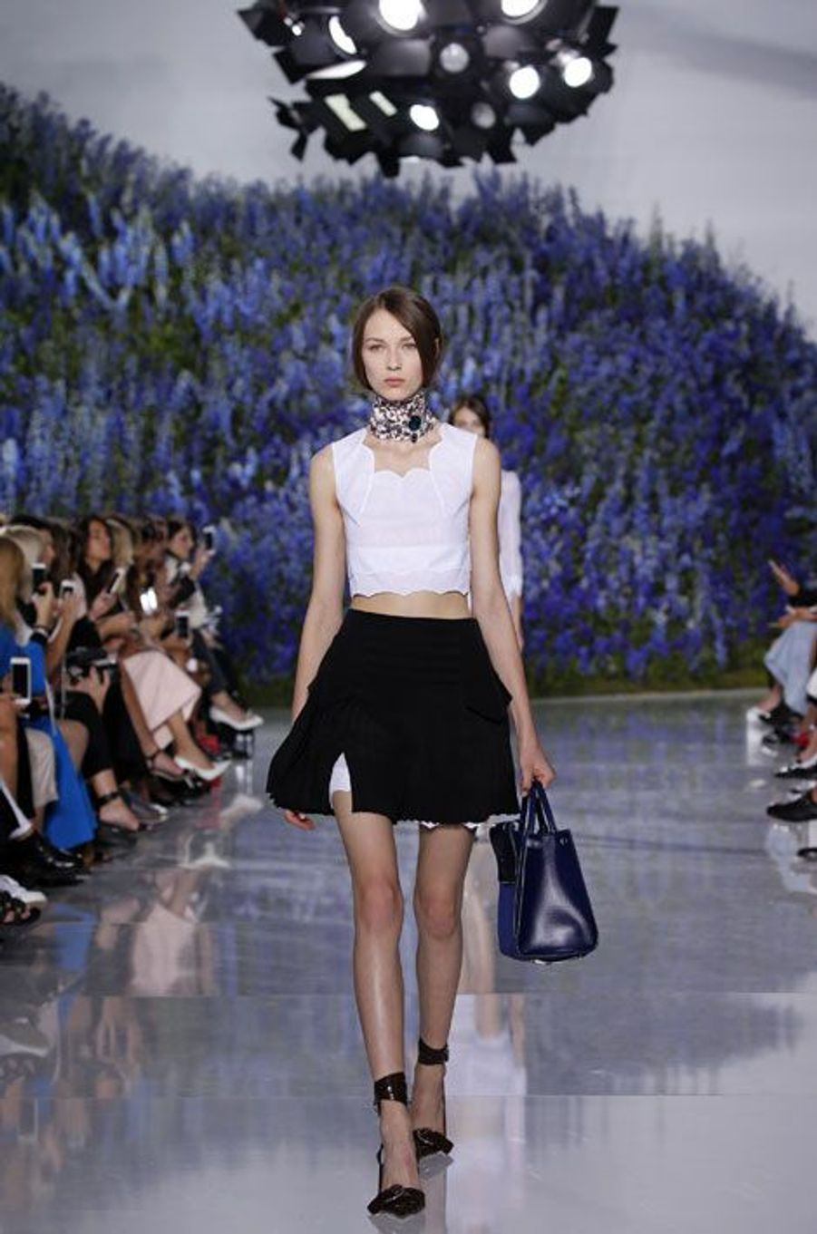 Dior et ses petites fleurs des champs