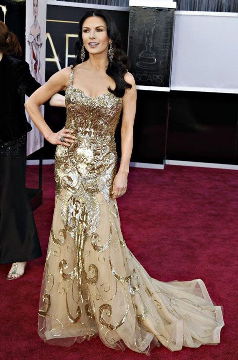 Catherine Zeta-Jones (en 2013)
