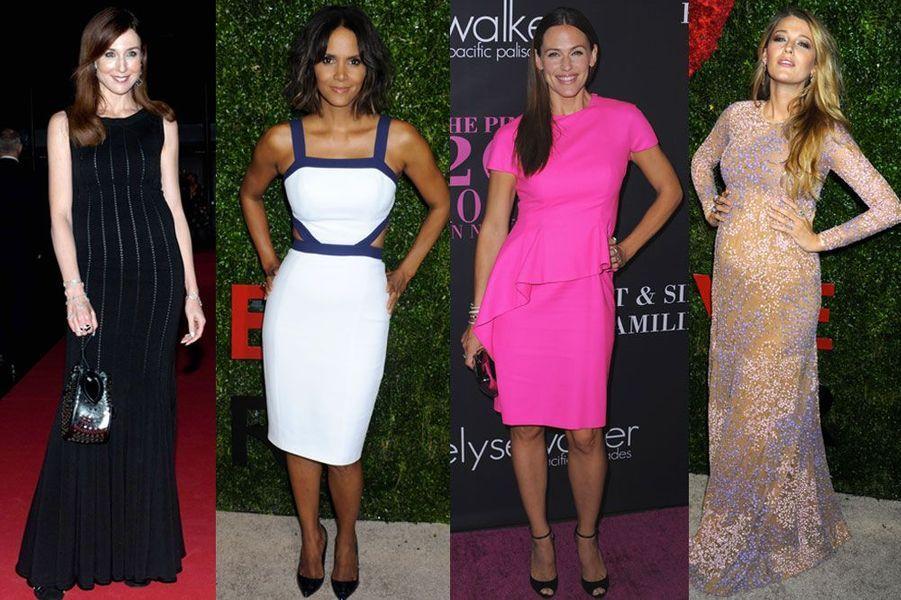 Elsa Zylberstein, Halle Berry, Jennifer Garner, Blake Lively : les plus beaux looks des stars du 13 au 19 octobre