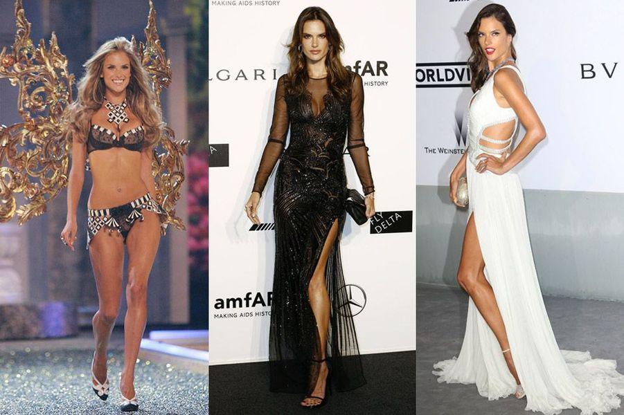 Alessandra Ambrosio, 33 ans, parmi le top 10 des mannequins les mieux payés du monde