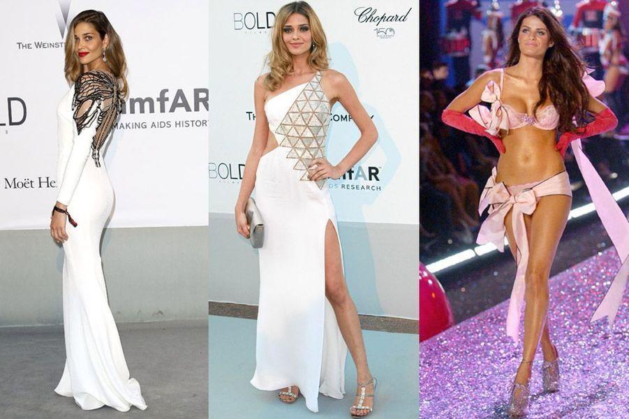 Ana Beatriz, 32 ans, a défilé pour Valentino, Missoni, Gucci, Versace
