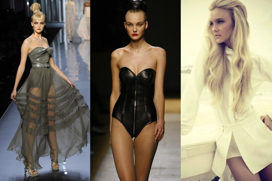 Caroline Trentini, 27 ans : elle a défilé pour Louis Vuitton, Valentino, Chanel, Christian Dior