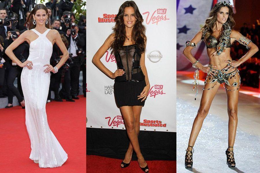 Izabel Goulart, 29 ans, a défilé pour Balenciaga, Bottega Veneta, Oscar de la Renta, Chanel