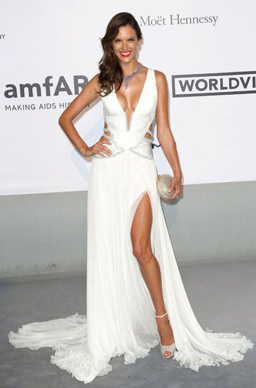 Alessandra Ambrosio (5 millions)
