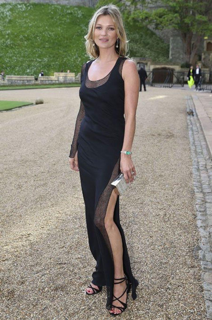 Kate Moss (7 millions)