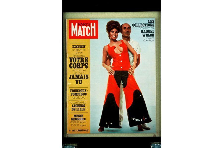 Couverture du 31 janvier 1970