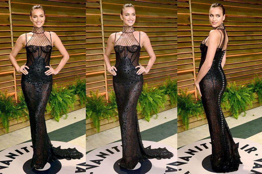 La star sexy de la semaine : Irina Shayk
