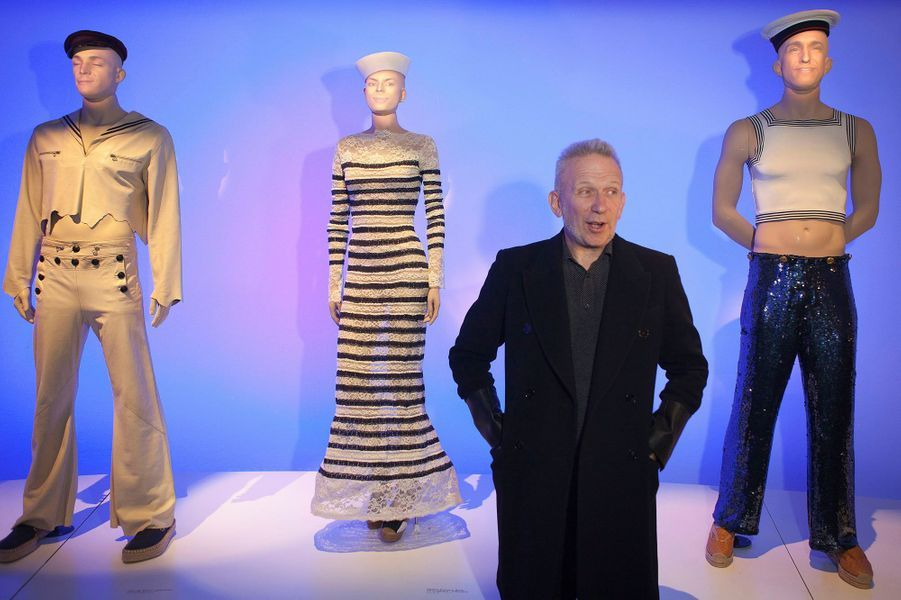 Jean-Paul Gaultier à la mode new-yorkaise