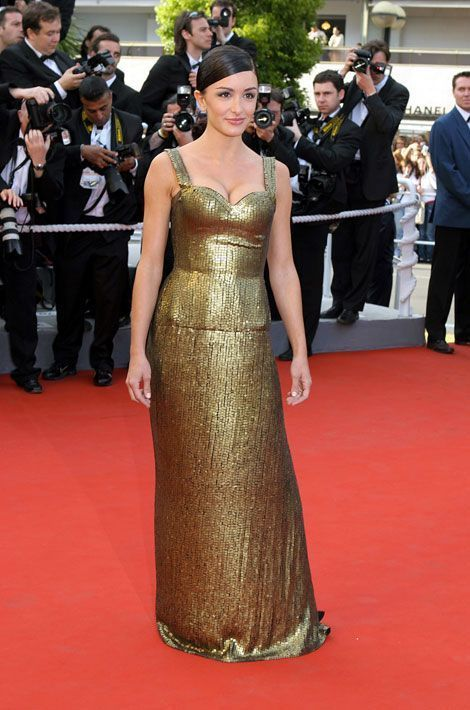 Pendant le festival de Cannes, le 21 mai 2006