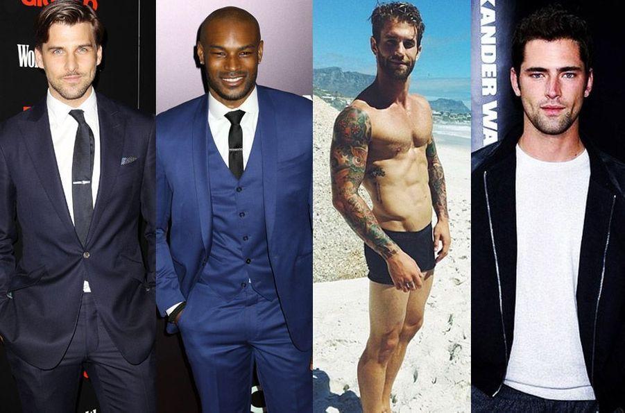 Johannes Huebl, Tyson Beckford, André Hamann : quels sont les plus beaux mannequins hommes ? A vous de voter