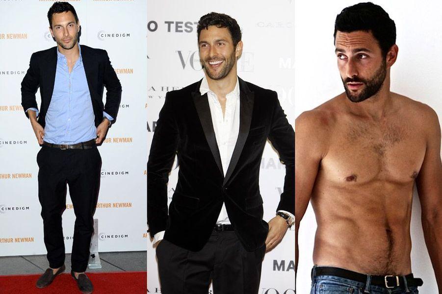 Il adéfilé pour Yves Saint Laurent, Gucci, Tommy Hilfiger ou Dolce & Gabbana.