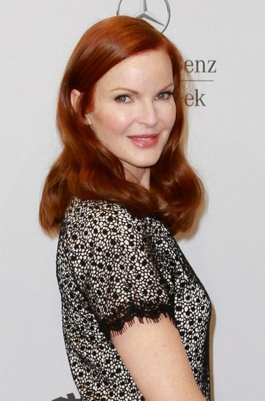 "L'ancienne star de la série ""Desperate Housewives"", Marcia Cross, 52 ans"